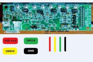 Easydiag 2.0 потух: не горят светодиоды