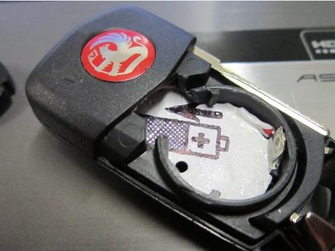Выкидной ключ для Opel с сигнализацией: как изготовить самостоятельно?