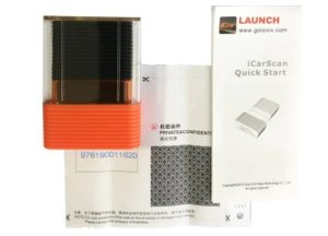 Обзор Launch Icarscan. Полная диагностика авто на Iphone или Android