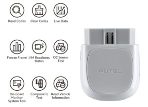 Функции сканера Autel ap200 и возможность открыть все марки