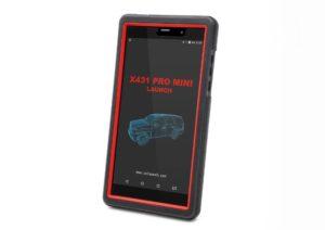 Launch X431 Pro Mini - новая модель из профессиональной серии