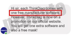 Обзор Thinkdiag. Стоит ли покупать. Активация.