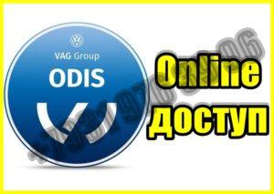 Доступ к программе ODIS online: снятие защиты компонентов и онлайн кодирование